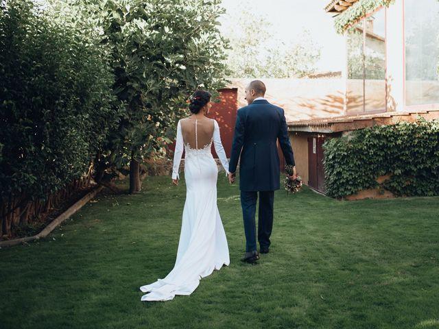 La boda de Jorge y Cristina en Torrecaballeros, Segovia 29