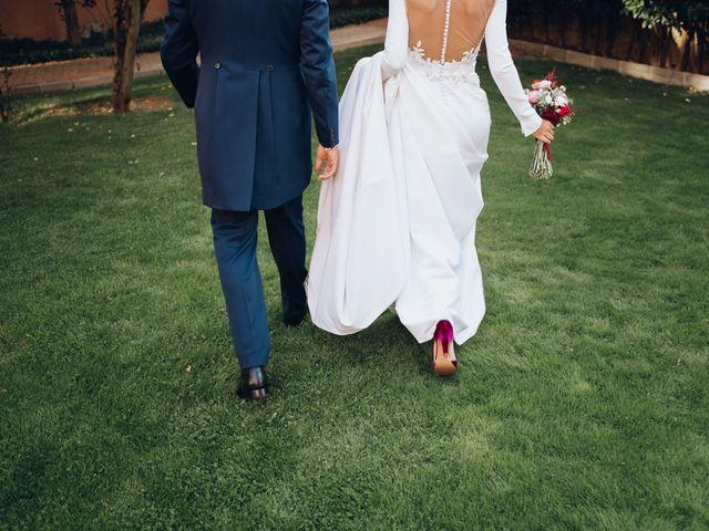 La boda de Jorge y Cristina en Torrecaballeros, Segovia 30