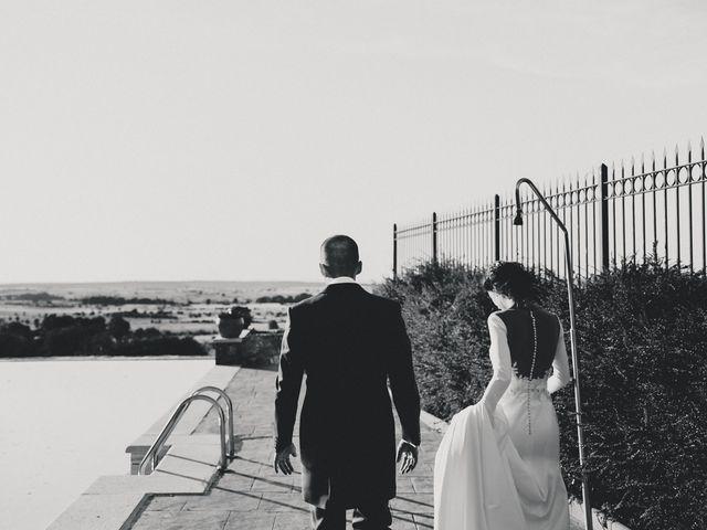 La boda de Jorge y Cristina en Torrecaballeros, Segovia 64