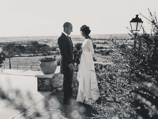 La boda de Jorge y Cristina en Torrecaballeros, Segovia 31