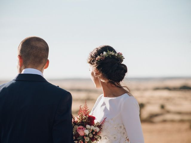 La boda de Jorge y Cristina en Torrecaballeros, Segovia 32