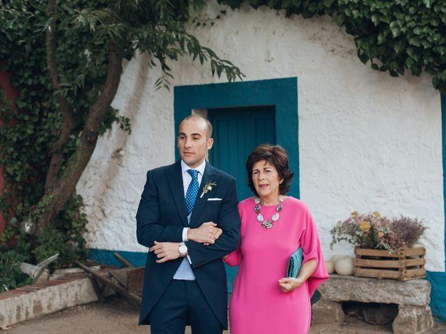 La boda de Jorge y Cristina en Torrecaballeros, Segovia 74