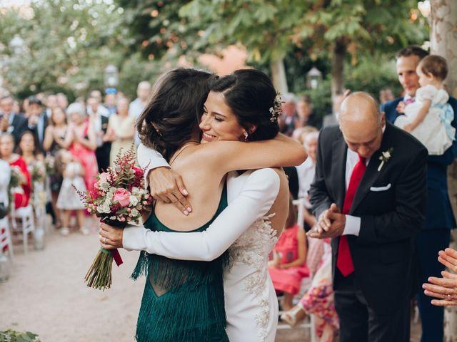 La boda de Jorge y Cristina en Torrecaballeros, Segovia 37