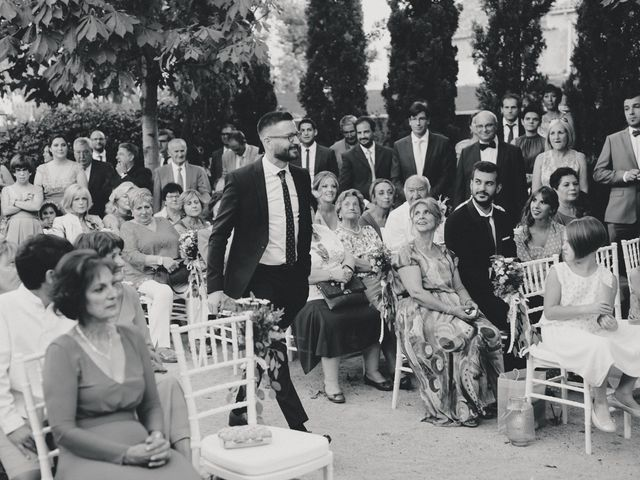La boda de Jorge y Cristina en Torrecaballeros, Segovia 38
