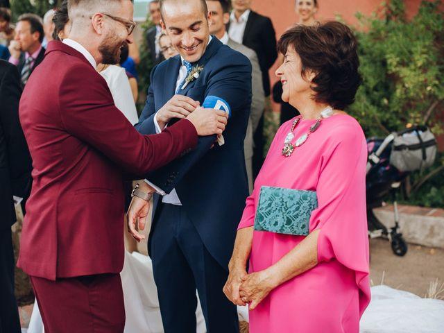 La boda de Jorge y Cristina en Torrecaballeros, Segovia 39