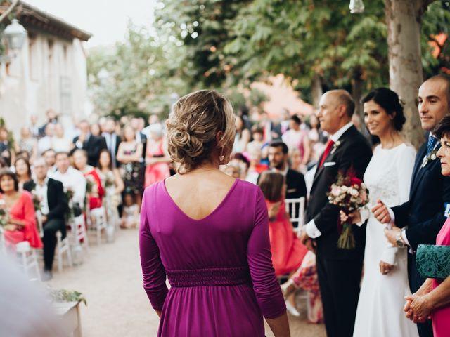 La boda de Jorge y Cristina en Torrecaballeros, Segovia 88