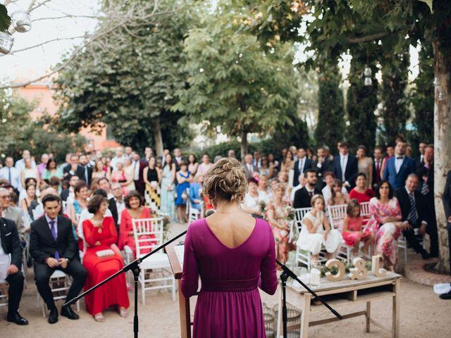 La boda de Jorge y Cristina en Torrecaballeros, Segovia 89
