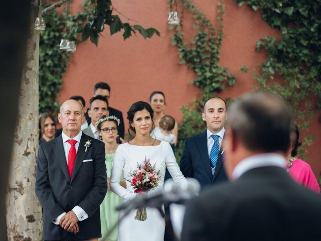 La boda de Jorge y Cristina en Torrecaballeros, Segovia 91