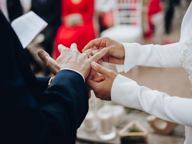 La boda de Jorge y Cristina en Torrecaballeros, Segovia 93