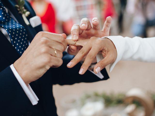La boda de Jorge y Cristina en Torrecaballeros, Segovia 41