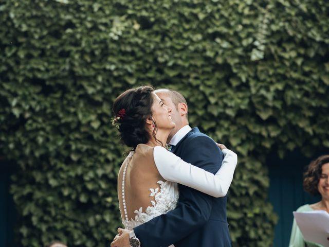 La boda de Jorge y Cristina en Torrecaballeros, Segovia 95