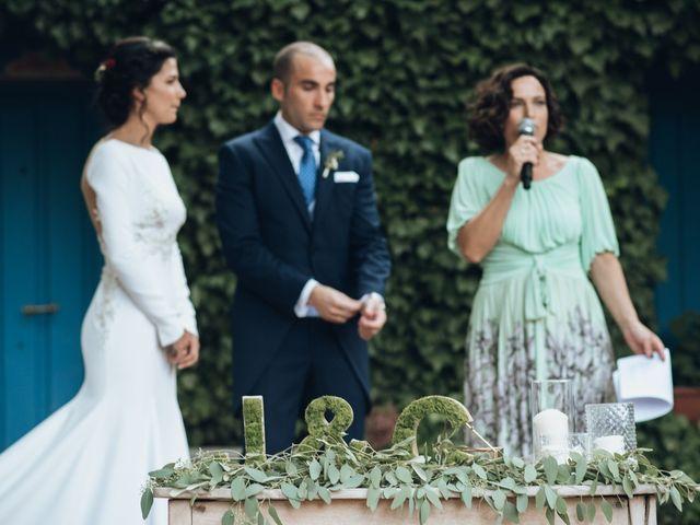La boda de Jorge y Cristina en Torrecaballeros, Segovia 97