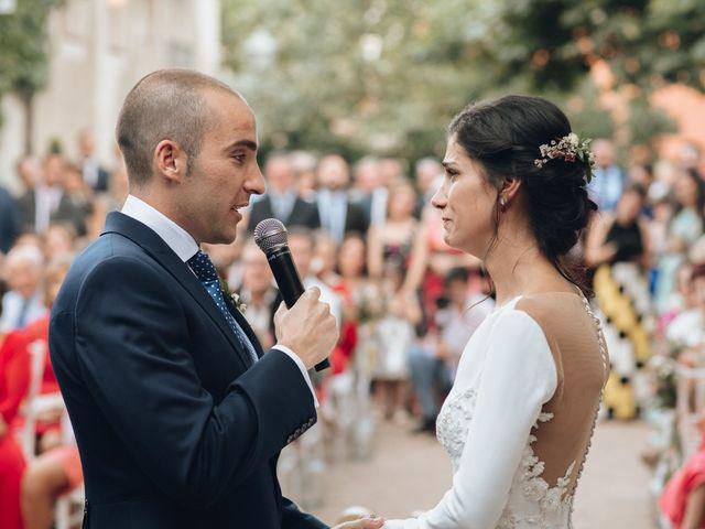 La boda de Jorge y Cristina en Torrecaballeros, Segovia 98
