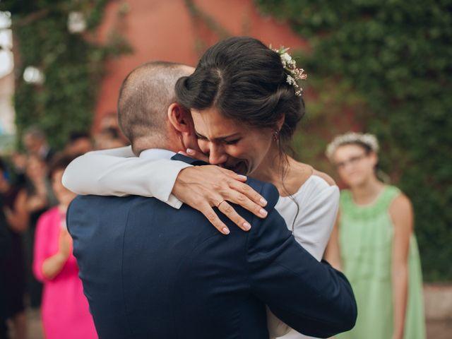 La boda de Jorge y Cristina en Torrecaballeros, Segovia 43