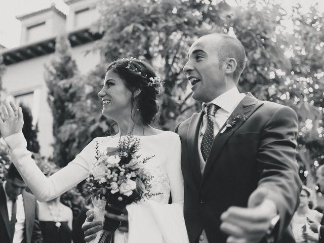 La boda de Jorge y Cristina en Torrecaballeros, Segovia 102