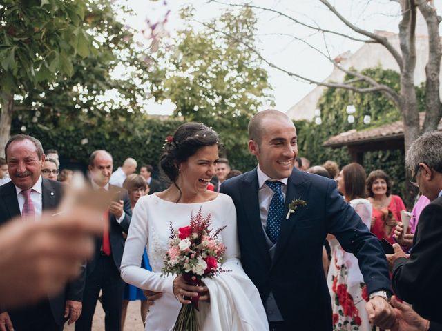 La boda de Jorge y Cristina en Torrecaballeros, Segovia 103