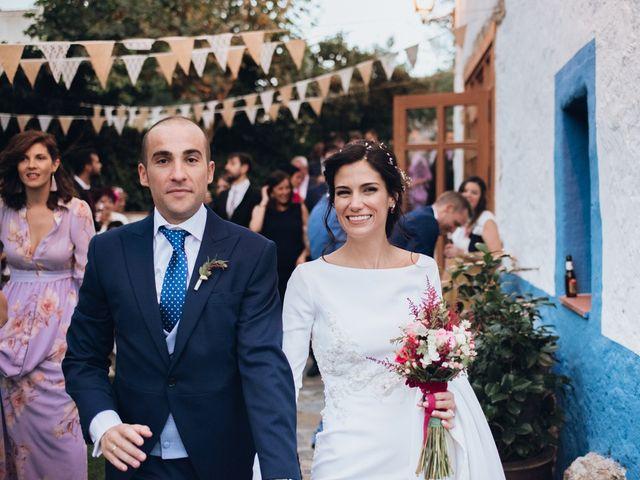 La boda de Jorge y Cristina en Torrecaballeros, Segovia 104