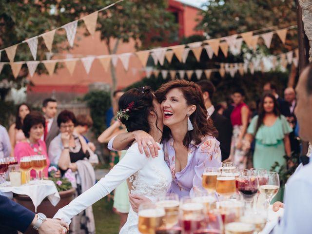 La boda de Jorge y Cristina en Torrecaballeros, Segovia 44
