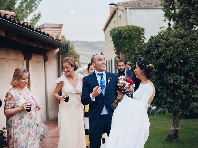 La boda de Jorge y Cristina en Torrecaballeros, Segovia 106