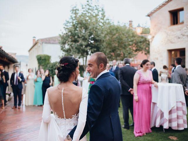 La boda de Jorge y Cristina en Torrecaballeros, Segovia 107