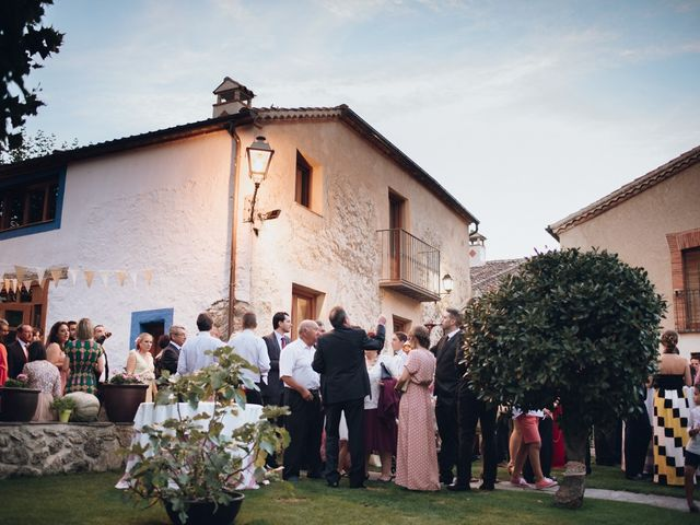 La boda de Jorge y Cristina en Torrecaballeros, Segovia 108
