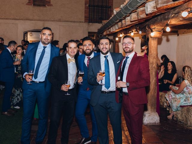 La boda de Jorge y Cristina en Torrecaballeros, Segovia 45