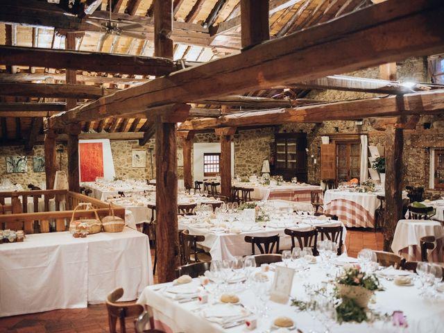 La boda de Jorge y Cristina en Torrecaballeros, Segovia 116