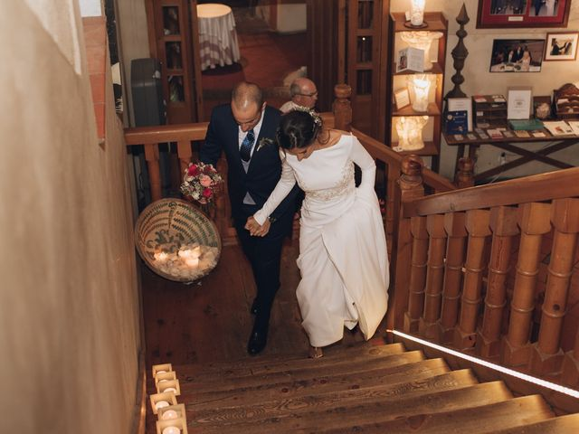 La boda de Jorge y Cristina en Torrecaballeros, Segovia 118
