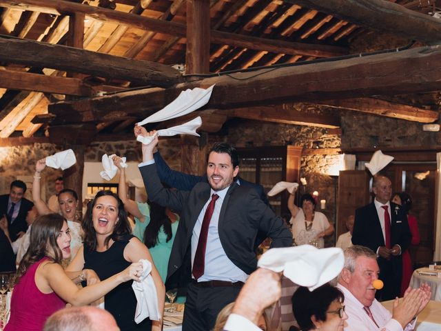 La boda de Jorge y Cristina en Torrecaballeros, Segovia 120