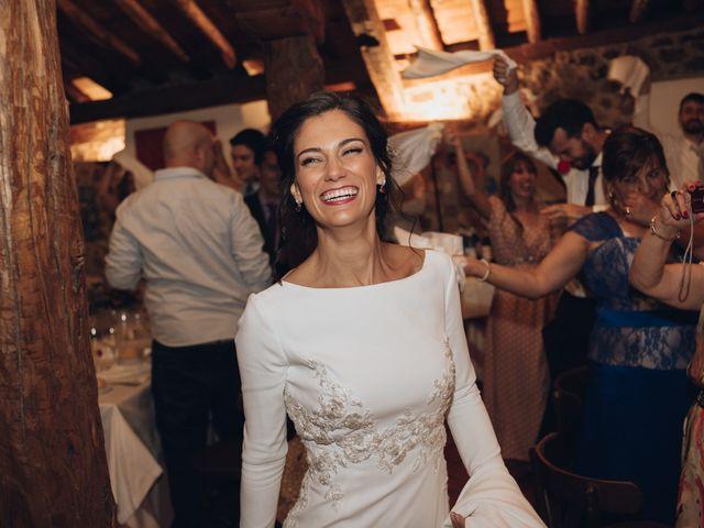 La boda de Jorge y Cristina en Torrecaballeros, Segovia 121