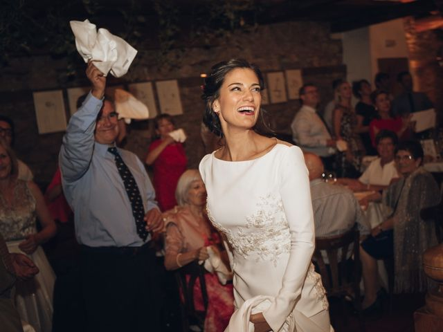 La boda de Jorge y Cristina en Torrecaballeros, Segovia 123