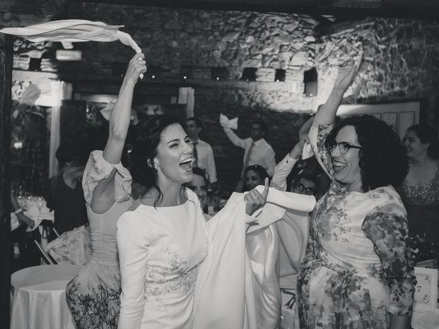 La boda de Jorge y Cristina en Torrecaballeros, Segovia 125