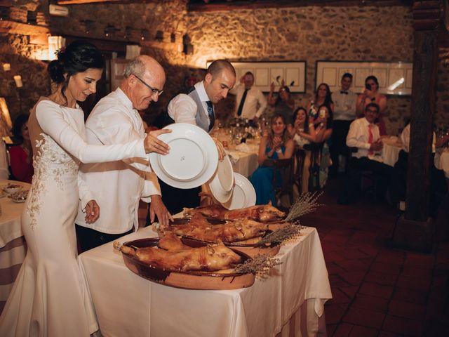 La boda de Jorge y Cristina en Torrecaballeros, Segovia 130