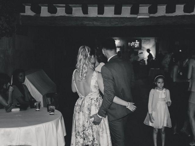 La boda de Jorge y Cristina en Torrecaballeros, Segovia 145