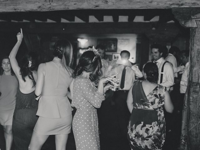 La boda de Jorge y Cristina en Torrecaballeros, Segovia 146
