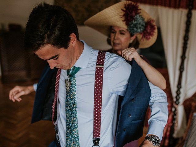 La boda de Gonzalo y Claudia en Guadalupe, Cáceres 9