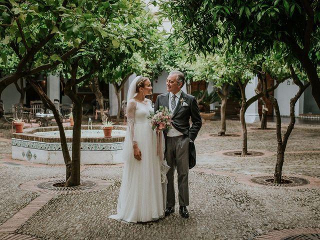 La boda de Gonzalo y Claudia en Guadalupe, Cáceres 13