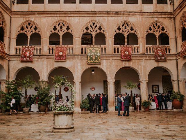 La boda de Gonzalo y Claudia en Guadalupe, Cáceres 20