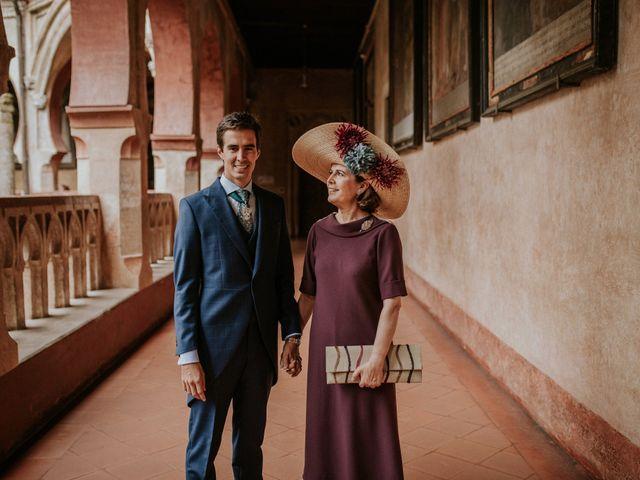La boda de Gonzalo y Claudia en Guadalupe, Cáceres 10