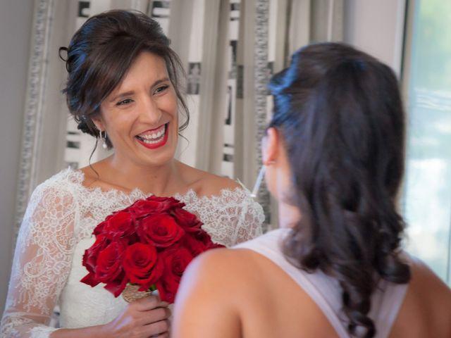 La boda de Edgar y Vanesa en Soutomaior, Pontevedra 15