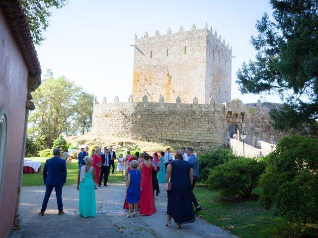 La boda de Edgar y Vanesa en Soutomaior, Pontevedra 16