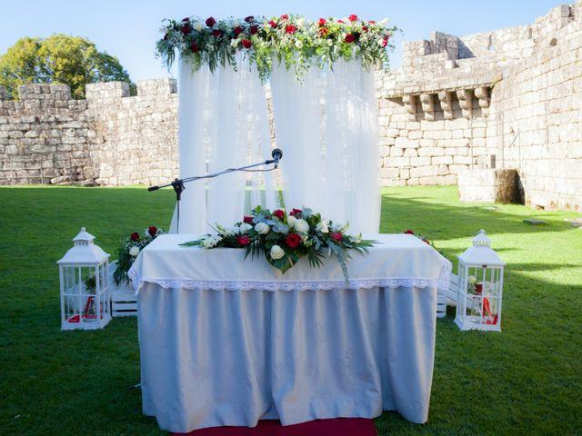 La boda de Edgar y Vanesa en Soutomaior, Pontevedra 17