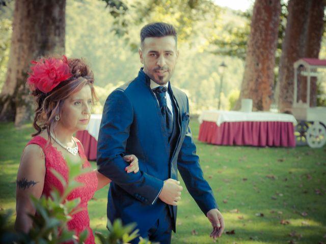 La boda de Edgar y Vanesa en Soutomaior, Pontevedra 18