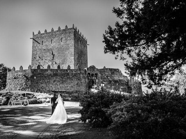 La boda de Edgar y Vanesa en Soutomaior, Pontevedra 19