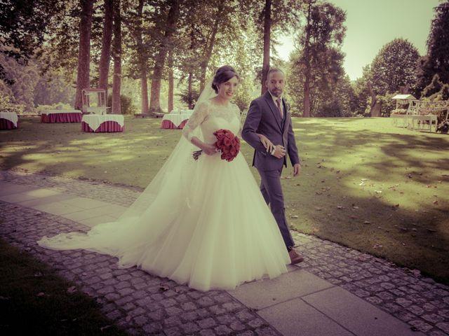 La boda de Edgar y Vanesa en Soutomaior, Pontevedra 20