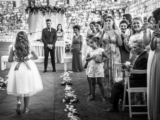La boda de Edgar y Vanesa en Soutomaior, Pontevedra 22