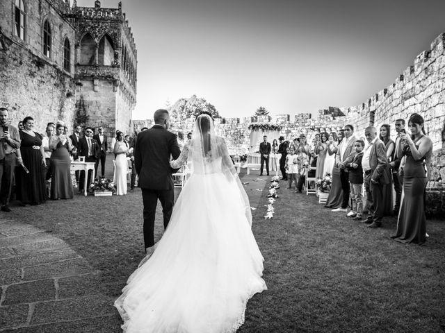 La boda de Edgar y Vanesa en Soutomaior, Pontevedra 23