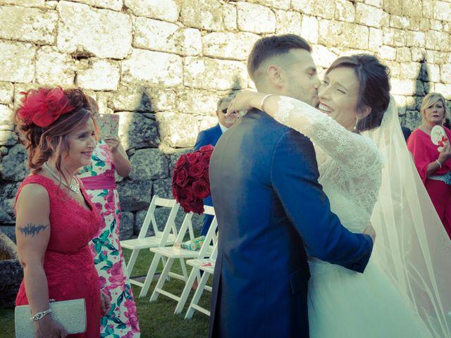 La boda de Edgar y Vanesa en Soutomaior, Pontevedra 24