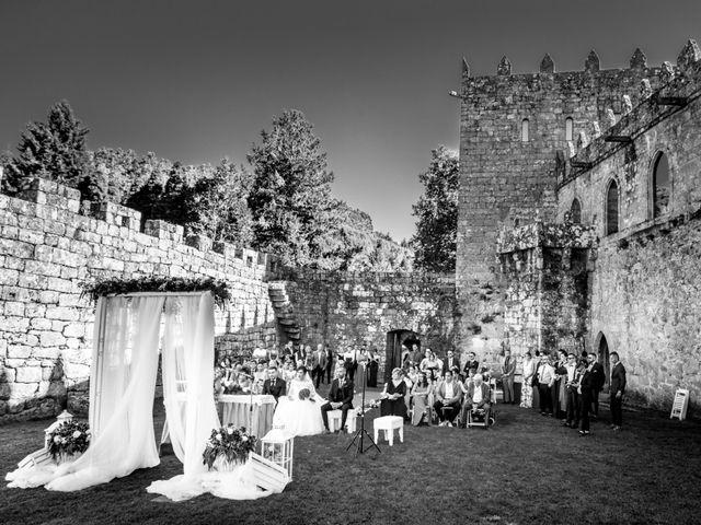 La boda de Edgar y Vanesa en Soutomaior, Pontevedra 25