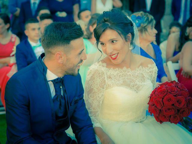 La boda de Edgar y Vanesa en Soutomaior, Pontevedra 26
